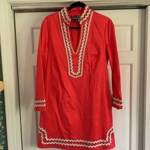 Sail to Sable Tunic Dress size Medium